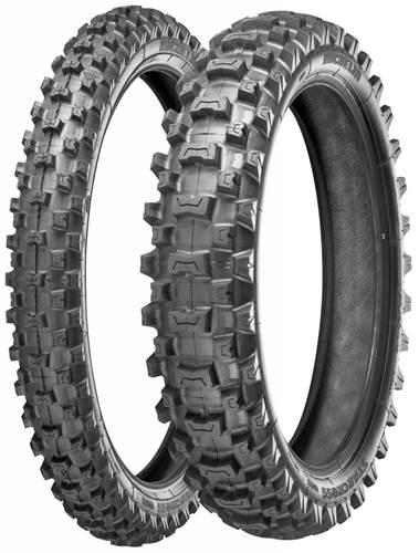 Michelin 80/100 - 12  STARCROSS MS3  [41 M]  R  TT