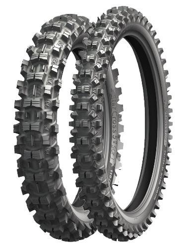 Michelin 80/100 - 21  STARCROSS 5 SOFT  [51 M]  F  TT