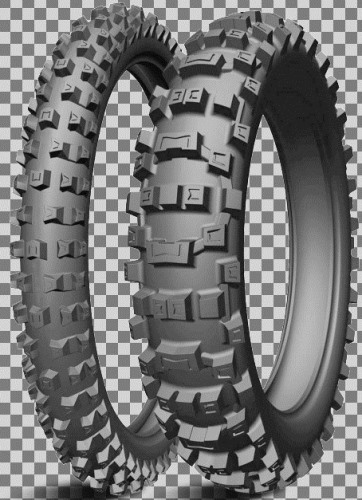 Michelin 80/100 - 21  AC10  [51 R]  F  TT
