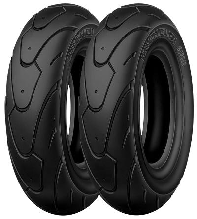 Michelin 120/90 - 10  BOPPER  [57 L]  TL/TT