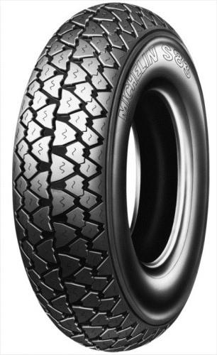 Michelin 3.50 - 10  S83  REINF  [59 J]  TL/TT