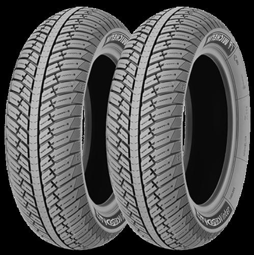Michelin 110/70 - 11  CITY GRIP  [45 L]  F  TL